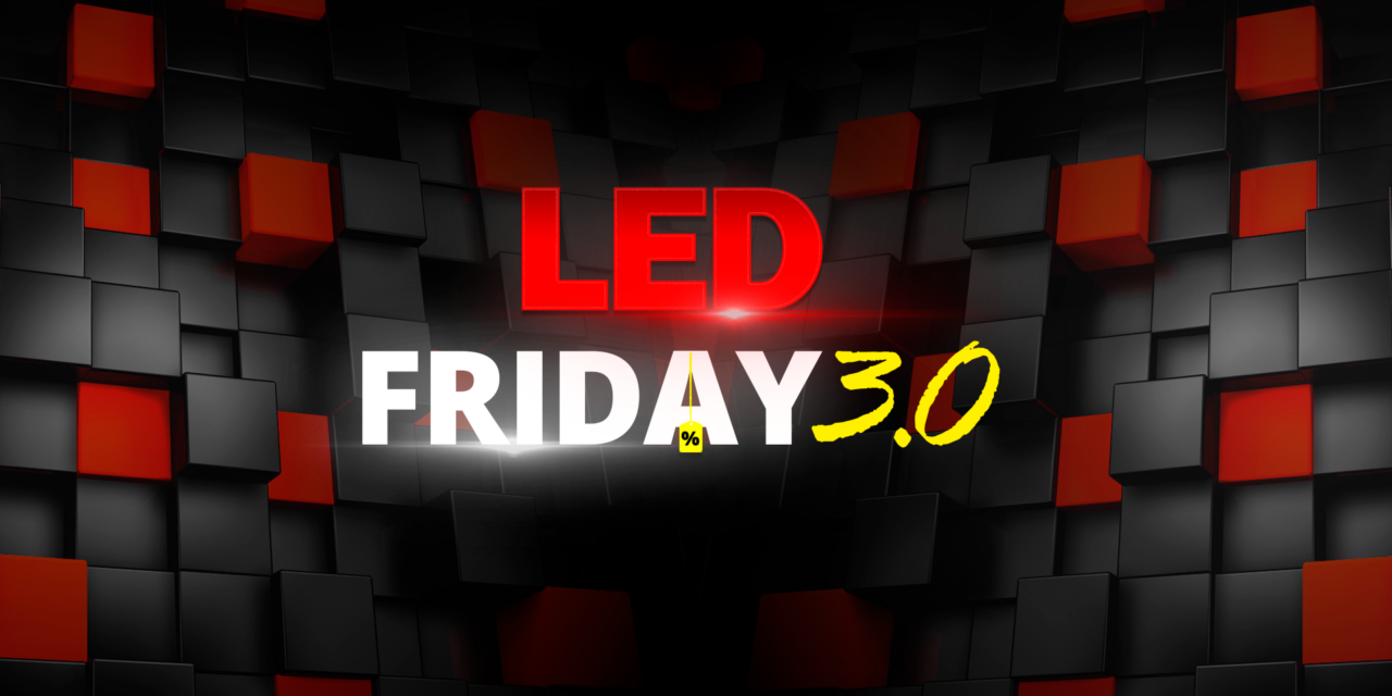 Led Black Friday