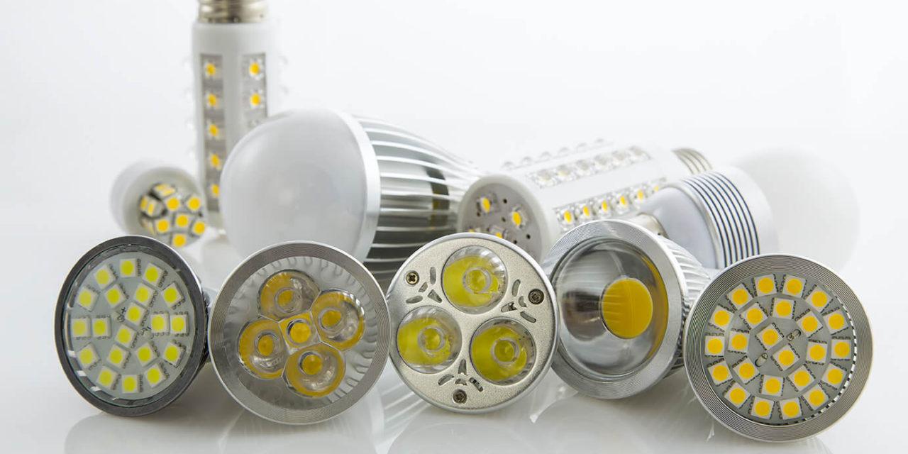 Referência em LED – Seja Bem-Vindo(a)!