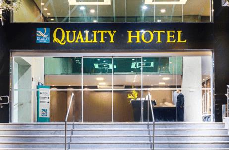 Projeto LED: Hotel Quality