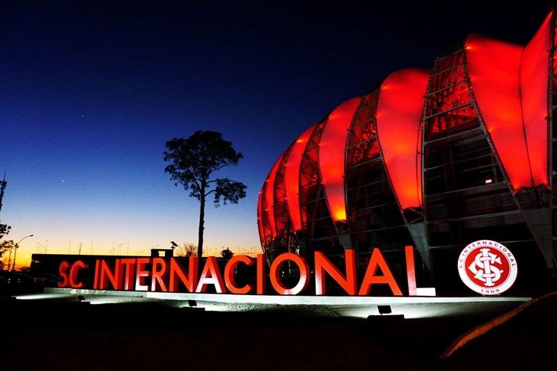 Projeto LED: Sport Club Internacional