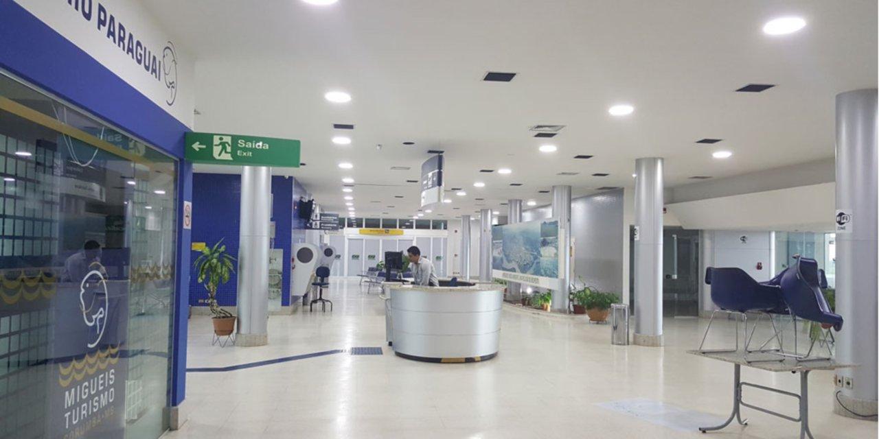 Projeto LED: Infraero