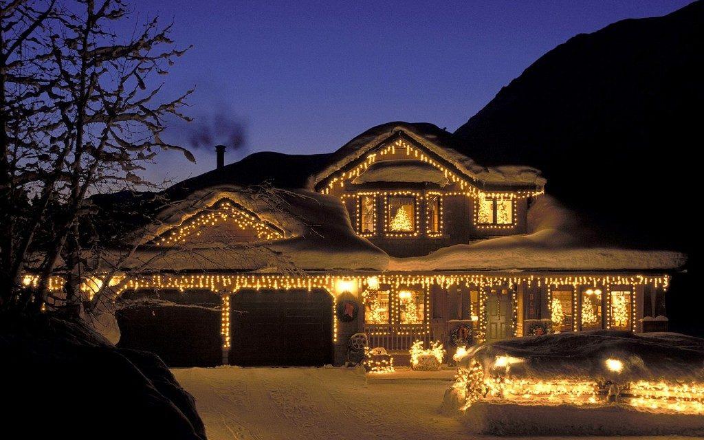 Aprenda aqui ideias de iluminação de natal