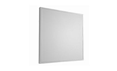 Luminária Plafon 60×60 48W LED Sobrepor Branco Frio Borda Branca