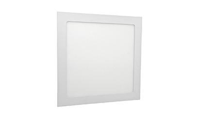 Luminária Plafon 25w LED Embutir Branco Frio