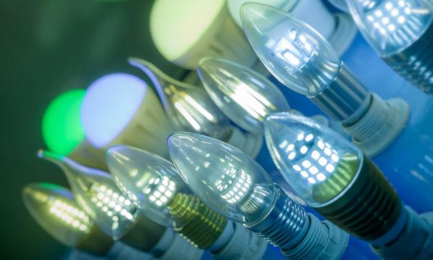 Entenda a equivalência do LED para outros tipos de iluminação