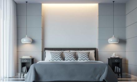 5 dicas para uma iluminação para quarto criativa