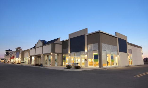 Veja como fazer a iluminação de fachada comercial!