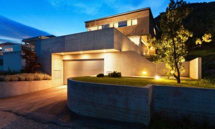 Como acertar na iluminação fachada de casas?